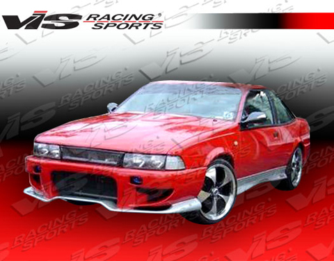 1988-1994 Chevrolet Cavalier VIS Racing Invader 2 Body Kit - Side Skirts