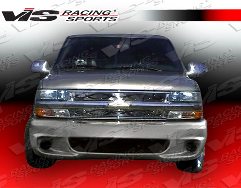 1988-1998 Chevrolet C-_and_K-Series_Truck VIS Racing Lighting Body Kit - Front Bumper