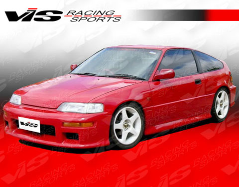 Honda Auto Racing Part on Racing Sir Body Kit   Front Bumper For 88 91 Honda Crx At Andy S Auto