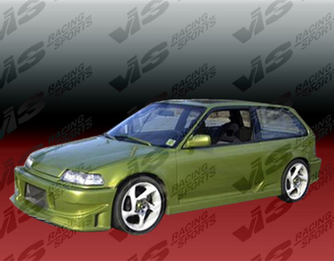 Racing Auto Parts Industry on Racing Tsc Body Kit   Full Kit For 88 91 Honda Civic At Andy S Auto