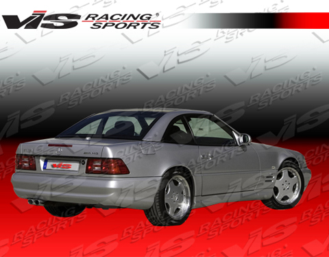 1992-2002 Mercedes Sl-class VIS Racing Euro Tech 2 Body Kit - Rear Bumper