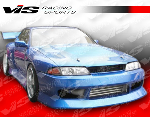 90-94 Skyline R32 (GT 2DR VIS Racing B Speed Body Kit - Full Kit