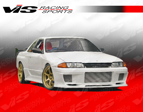 90-94 Skyline R32 (GT 2DR VIS Racing Demon Body Kit - Front Bumper