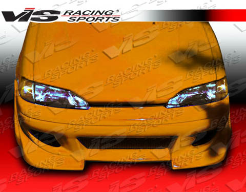 92-95 Paseo 2DR VIS Racing Battle Z Body Kit - Front Bumper