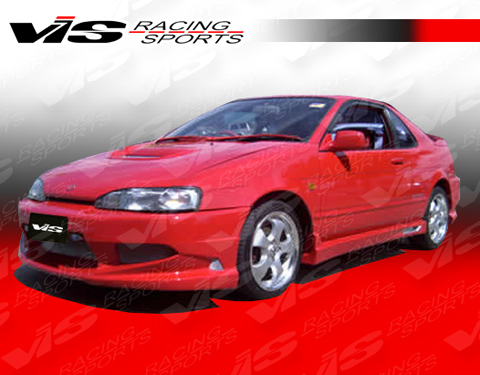 92-95 Paseo 2DR VIS Racing J Speed Body Kit - Full Kit