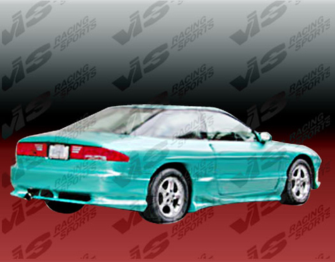 1993-1997 Ford Probe VIS Racing Invader Body Kit - Rear Bumper