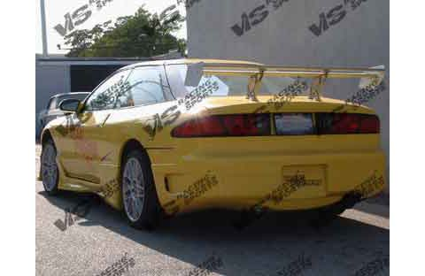 1993-1997 Ford Probe VIS Racing Z max Body Kit - Side Skirts
