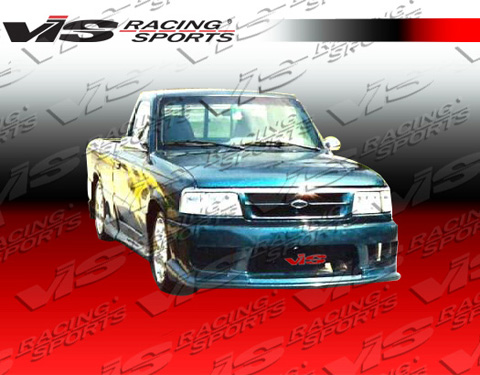 93-97 Ranger 2DR VIS Racing Striker Body Kit - Front Bumper