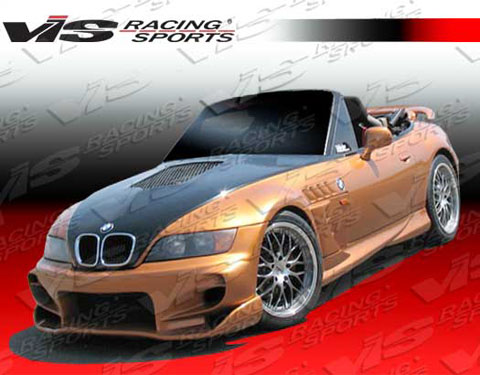 96-02 Z3 2DR VIS Racing Invader Body Kit - Full Kit