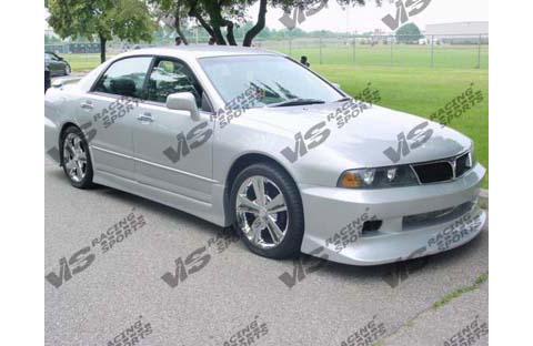 Racing Auto Parts Industry on Vis Racing Vip Body Kit   Full Kit For 97 01 Mitsubishi Diamante At