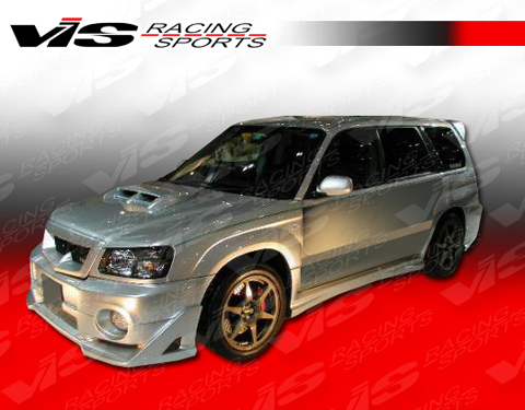 97-00 Forester 4DR VIS Racing Z Sport Body Kit - Full Kit