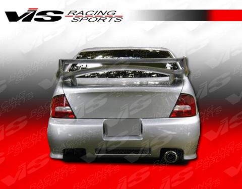 98nsalt4dz1 002 vis racing z1 boxer body kit rear bumper at andy 39 s auto sport. Black Bedroom Furniture Sets. Home Design Ideas
