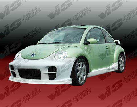 98-05 Beetle 2DR VIS Racing GT 2 Body Kit - Full Kit