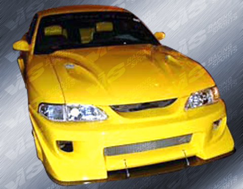 1999-2004 Ford Mustang VIS Racing Battle Z Body Kit - Front Bumper