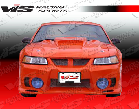 1999-2004 Ford Mustang VIS Racing EVO 5 Body Kit - Front Bumper