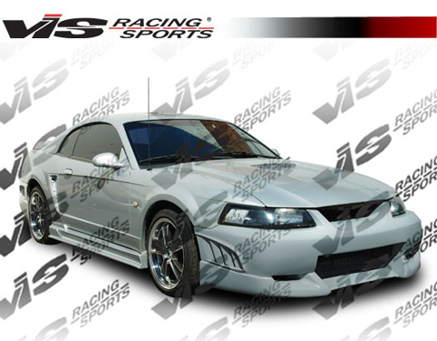 1999-2004 Ford Mustang VIS Racing Viper Body Kit - Front Bumper