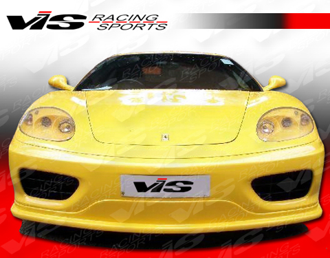 99-04 F 360 2DR VIS Racing J Tech Body Kit - Front Lip