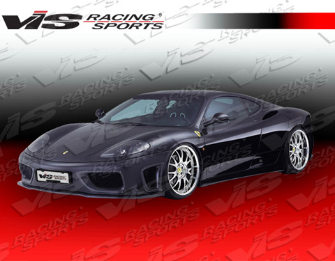 99-04 F 360 2DR VIS Racing VIP Body Kit - Full Kit