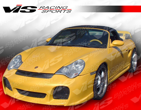 99-01 996 2DR VIS Racing A Tech Body Kit - Front Bumper