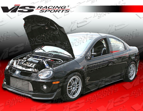 Racing Auto Parts Industry on Vis Racing V Spec Body Kit   Front Lip  Carbon Fiber  For 03 Up Dodge