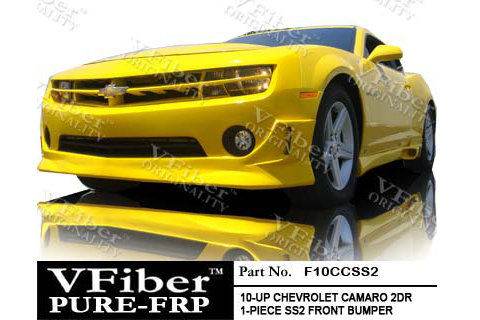 Chevrolet Camaro 10-11 2dr Vision Autodynamics SS2 Body Kit - Full Kit