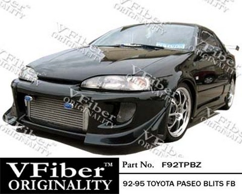 92-95 Toyota Paseo Vision Blits Body Kit - FULL KIT