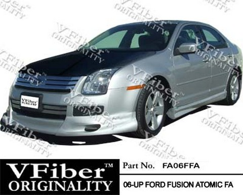 06-Up Ford Fusion Vision Autodynamics Atomic Body Kit - FULL KIT