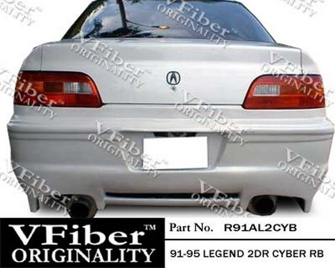 Acura Legend on Body Kit   Rear Bumper For 91 96 Acura Legend At Andy S Auto Sport