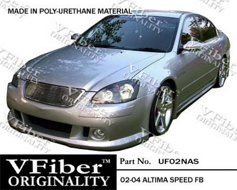 2002-2006 Nissan Altima Vision Speed Body Kit - Front Bumper (Urethane)