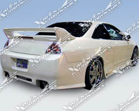 Honda Accord Racing Auto Parts on Buddy Club 2 Style Body Kit   Rear Bumper  98 02 Honda Accord 4dr