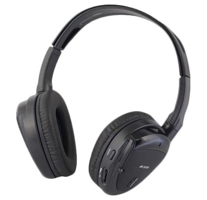 Vission mv irhp506d with free shipping at andy 39 s for Mercedes benz wireless headphones