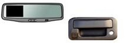 2004-2011 Ford F 250 Trucks Vission  Factory OEM Back Up Monitor-Camera Kit (3.5 inch)