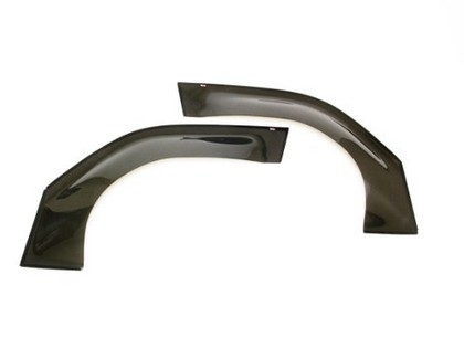 Isuzu 88-97 Pickup (with Vent Only) Wade Wind Guard Wind Deflectors