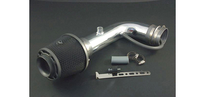 03-05 Honda Element Weapon R Air Intakes - Secret Weapon (Polished)