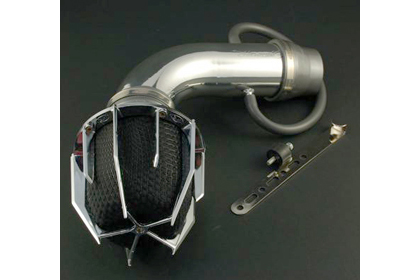 90-93 Chevrolet Prizm 1.6L Weapon R Short Ram Intakes - Dragon (Polished)
