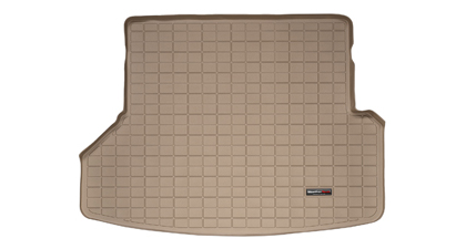 02-05 Mountaineer (4DR) Weathertech Floormats - Cargo Liners (Tan)