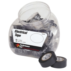 2001-2003 Mazda Protege WILMAR 24 Piece Electrical Tape Fish Bowl Merchandiser