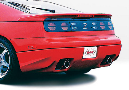 1990-1996 Nissan 300zx Wings West Type-W Body Kit - Rear Bumper Lip