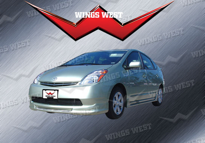 04-08 Prius Wings West W-Type Body Kit - 4 Pieces