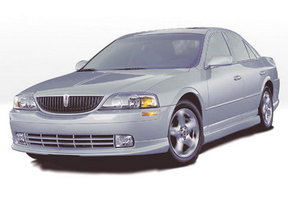 00-Up Lincoln LS Wings West LSC Body Kit - FULL KIT (Urethane)