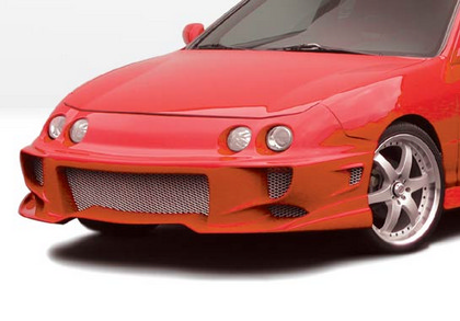 Wings West Aggressor Front Bumper Cover (Urethane)