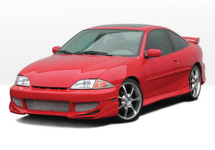 00-02 Chevrolet Cavalier Wings West Avenger Body Kit - FULL KIT (Urethane)