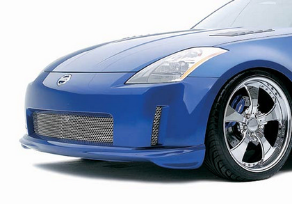2003-2008 Nissan 350z Wings West Body Kit - Front Bumper (Urethane)