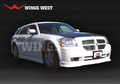 05-07 Magnum V8 Wings West VIP Body Kit - 4 Pieces (Urethane)