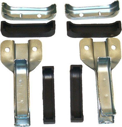 Chevrolet C- and K-Series Truck Radiator Brackets at Andys ...