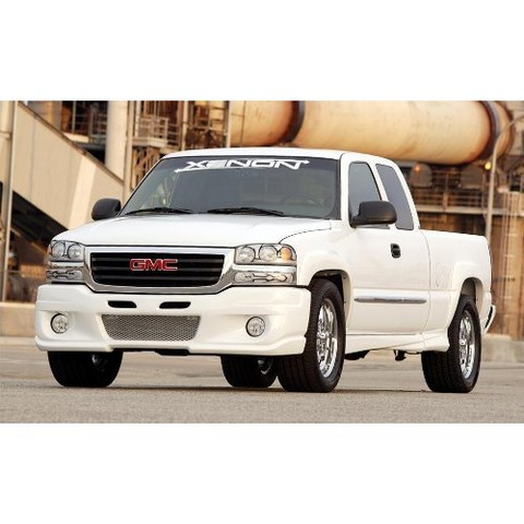 03-06 Sierra Standard Cab 1500, Fleetside, 6 ft. 6 in. Bed Xenon Mild Body Kit (Urethane)