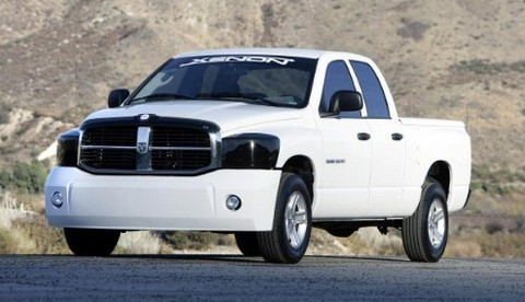 06-08 Ram 1500/2500/3500, 4DR, Short Bed Xenon Body Kit (Urethane)