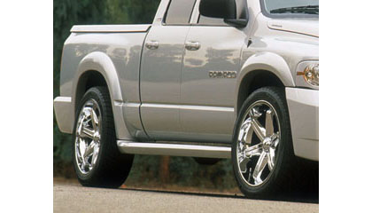 92-94 GMC Jimmy 2DR Full Size Xenon Fender Flares - Flare Kit 3 Wide (Urethane)