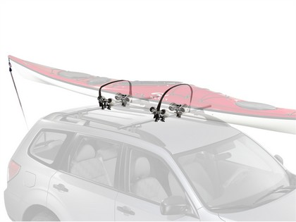 98-10 Volkswagen Beetle, New Optional Crossbars Yakima Water Package - Hullyroller  W/ Tie Down with Universal Mightymount Tower