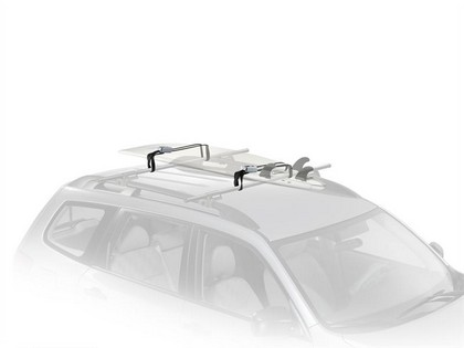 89-91  Audi 100 4Dr  Naked Roof Yakima Water Package - Ripcord with Q Towers Tower